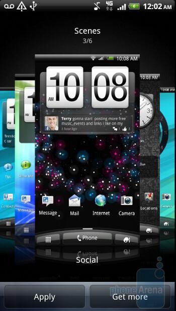 Customizing the HTC Sensation - HTC Sensation vs Samsung Galaxy S II