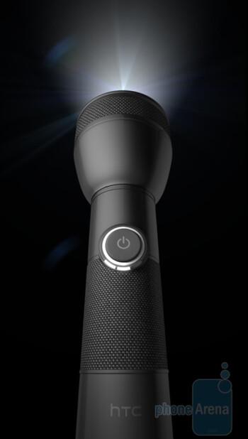 Flashlight - Preinstalled applications on the HTC Sensation 4G - HTC Sensation 4G Review