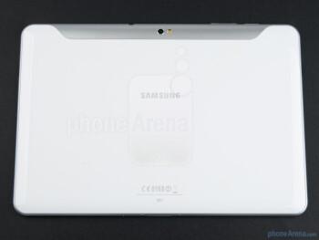The Samsung GALAXY Tab 10.1 is undeniably razor thin - Samsung GALAXY Tab 10.1 Review