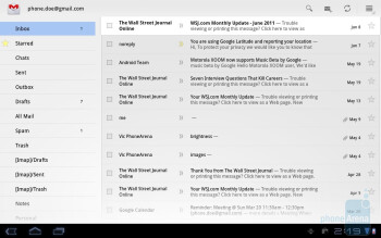 Email - Samsung GALAXY Tab 10.1 Review