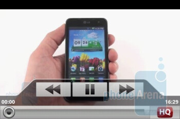 The YouTube client - Sony Ericsson W8 Walkman Review