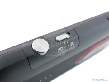 Camera mode switch - HTC EVO 3D Review