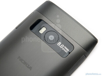 Camera - Nokia X7 Review