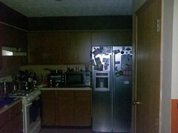 Darkness - Indoor samples - Motorola XPRT Review