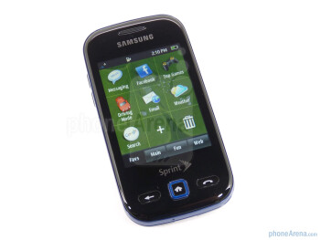 Samsung Trender Review