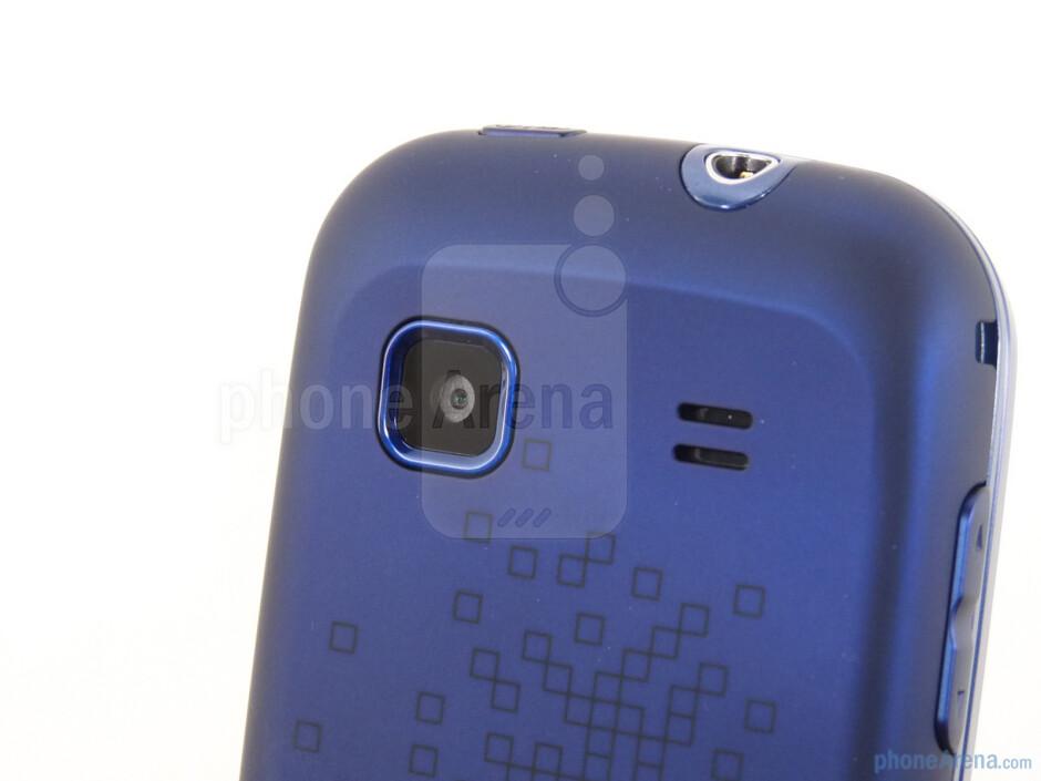 Back - Samsung Trender Review