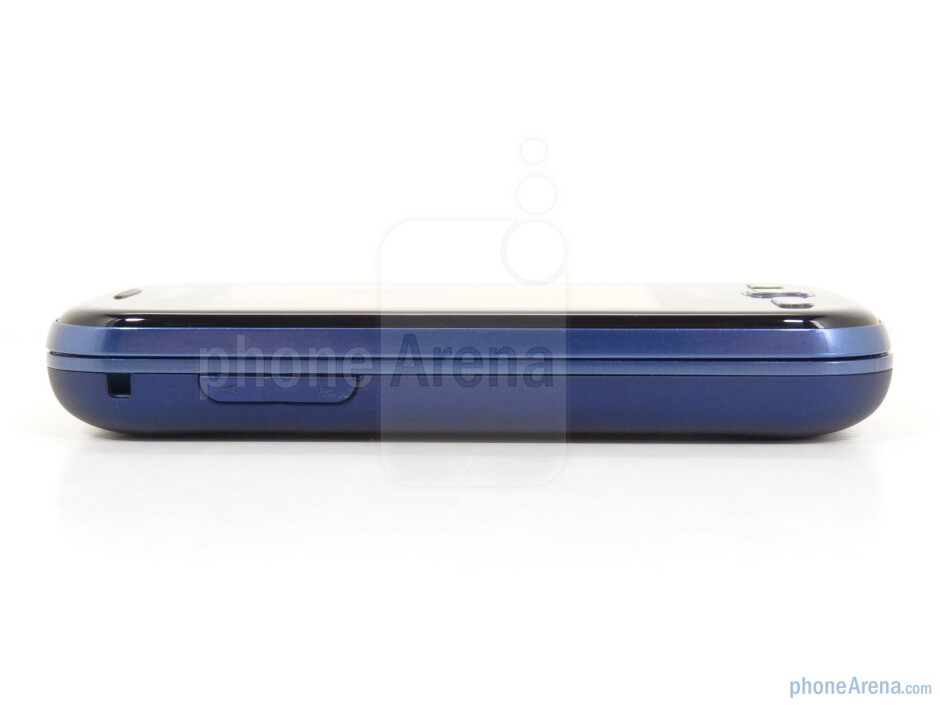 The sides of the Samsung Trender - Samsung Trender Review