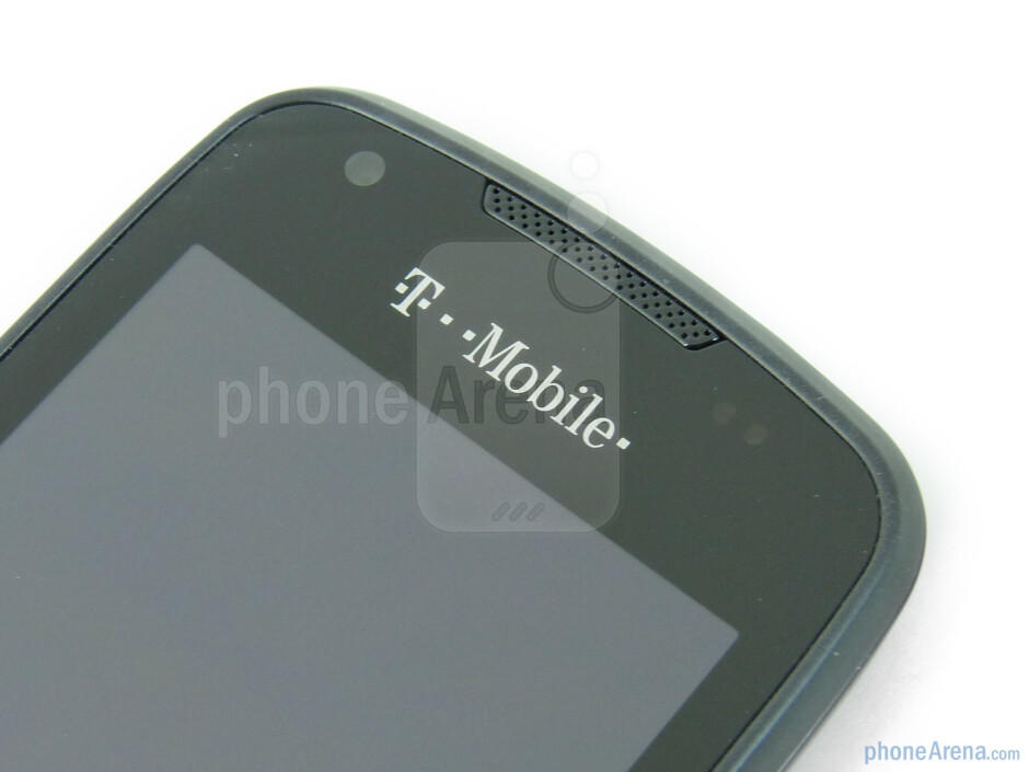 Front-facing camera - Front - Samsung Exhibit 4G Review