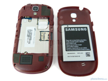Back - Samsung Gravity SMART Review