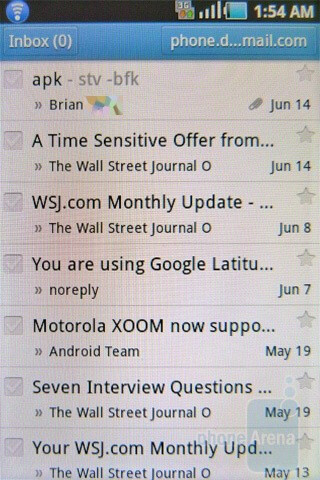 Gmail - Samsung Gravity SMART Review
