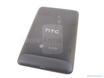 Back - HTC EVO View 4G Review