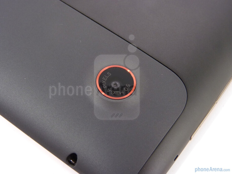 Camera - HTC EVO View 4G Review