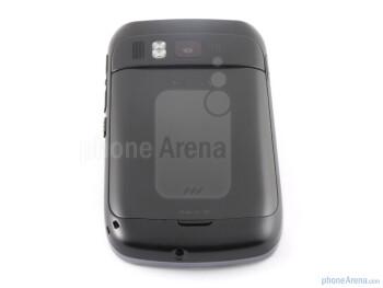 Back - Nokia E6 Review