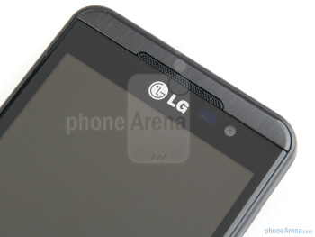 Earspeaker - LG Optimus 3D (Thrill 4G) Preview