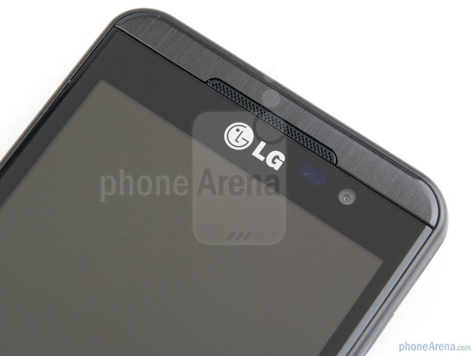 Earspeaker - LG Optimus 3D (Thrill 4G) Preview