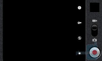 Camera interface - Dell Venue Review