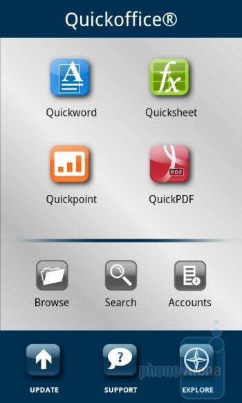 Preloaded apps - Dell Venue Review