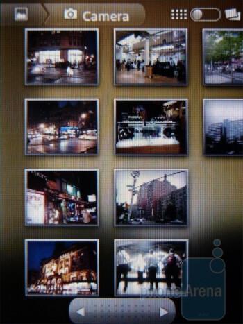 Gallery - Samsung Dart Review