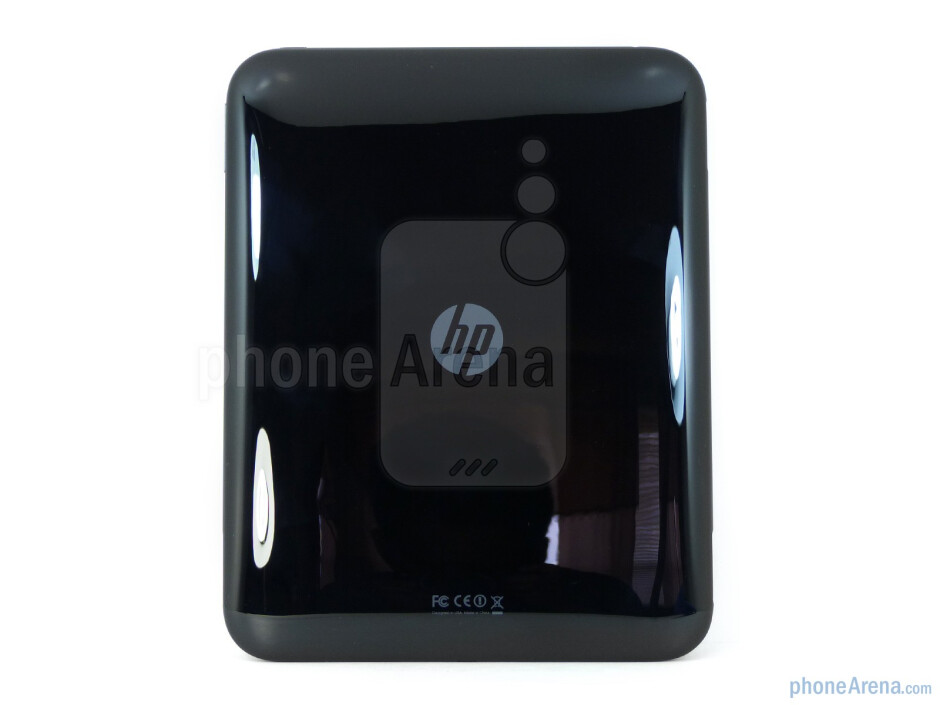 Back - HP TouchPad Review