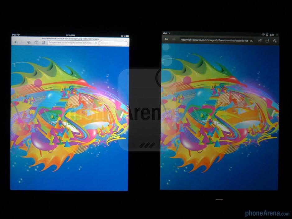 HP TouchPad vs Apple iPad 2