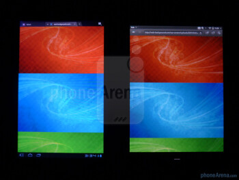 HP TouchPad vs Samsung Galaxy Tab 10.1