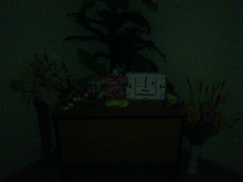 Darkness - Indoor samples - Sony Ericsson Xperia ray Preview