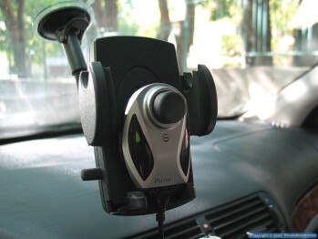 Parrot Bluetooth EasyDrive Review