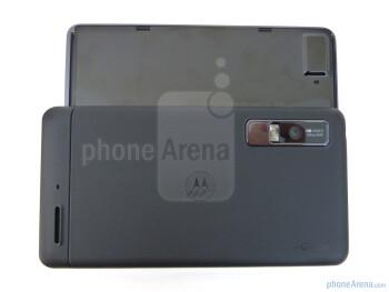 Back - Motorola DROID 3 Review