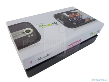 T-Mobile myTouch 4G Slide Review