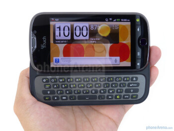 Compared to its predecessor, the T-Mobile myTouch 4G Slide feels remarkably  polished with its more solid construction, sturdier plastic exterior,  and less bulky appearance  - T-Mobile myTouch 4G Slide Review