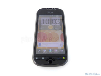 """The T-Mobile myTouch 4G Slide has a large 3.7"""" WVGA Super LCD display - T-Mobile myTouch 4G Slide Review"""