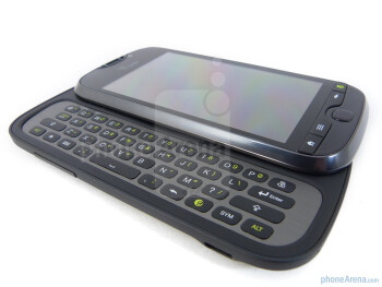 The T-Mobile myTouch 4G Slide packs a 4-row QWERTY keyboard - T-Mobile myTouch 4G Slide Review