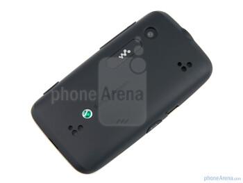 Back - Sony Ericsson Mix Walkman Preview