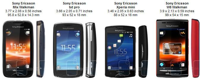 Sony Ericsson Mix Walkman Preview