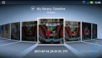 The Gallery of Motorola DROID 3 - Motorola DROID 3 vs HTC ThunderBolt