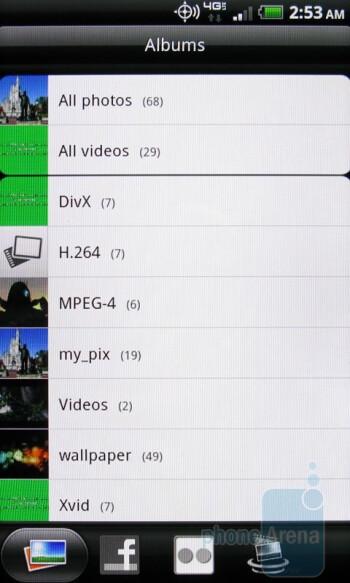 The Gallery of HTC ThunderBolt - Motorola DROID 3 vs HTC ThunderBolt