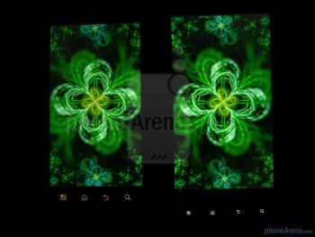 Motorola DROID 3 vs Motorola DROID X2