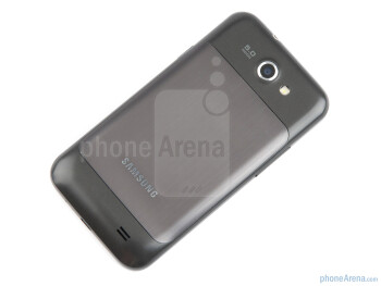 Back - Samsung Galaxy R Preview