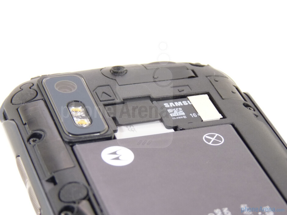 Back - Motorola PHOTON 4G Review