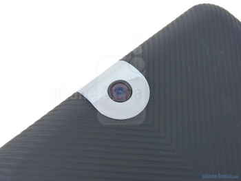 Camera on the back - Toshiba Thrive Review