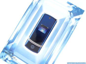 Motorola KRZR K1 Review