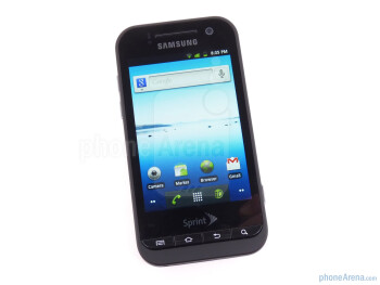 Samsung Conquer 4G Review