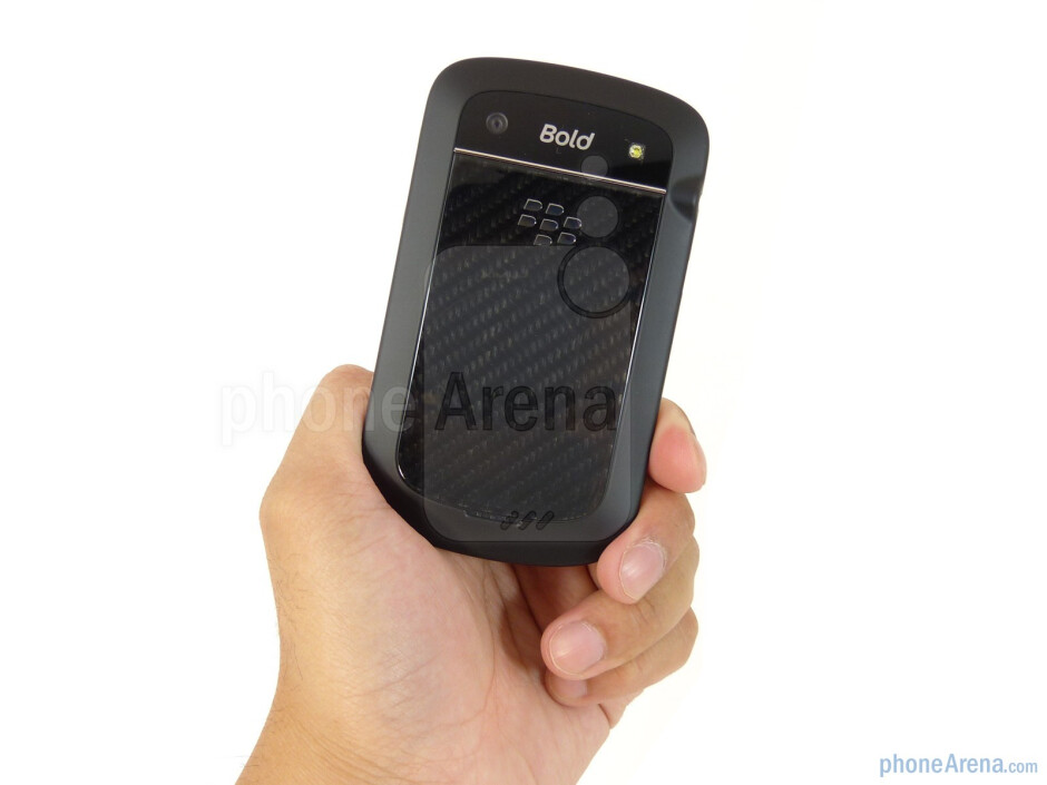 The RIM BlackBerry Bold 9930 is very streamlined and light weight - RIM BlackBerry Bold 9930 Review