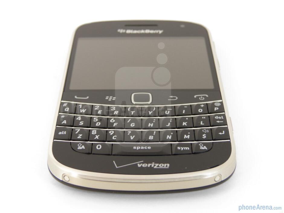 Keyboard - RIM BlackBerry Bold 9930 Review