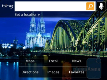 Apps - RIM BlackBerry Bold 9930 Review