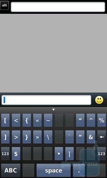 RIM BlackBerry Torch 9850 Review