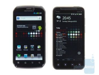 Motorola Photon 4G vs. HTC EVO 3D