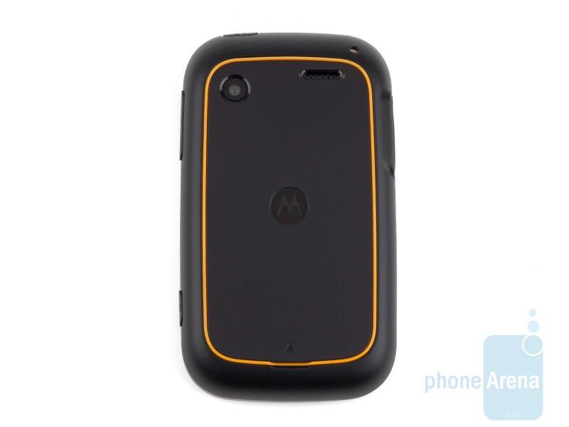 Back - Motorola WILDER Review