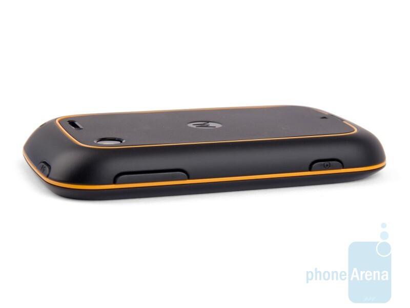 The sides of the Motorola Wilder - Motorola WILDER Review