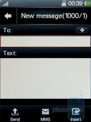 Messaging - Motorola WILDER Review